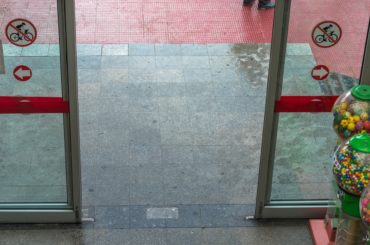 Automatic Doors Sliding
